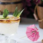 Une recette de Mai tai floral idéale pour les canicules