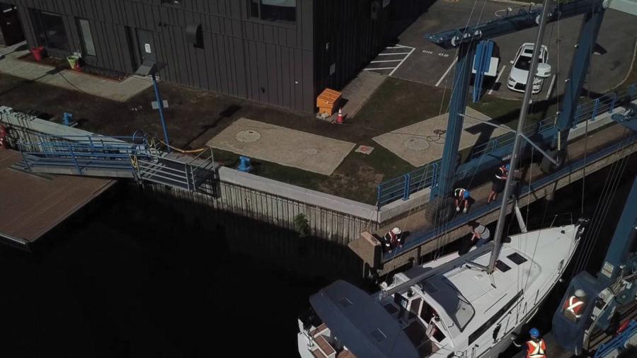 Nouveau protocole dans les marinas Covid-19