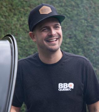 Max Lavoie: Guide Guru du BBQ