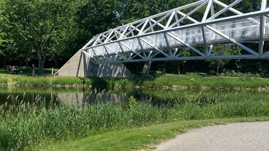 Une piste cyclable de 77 km dans le Centre du Québec