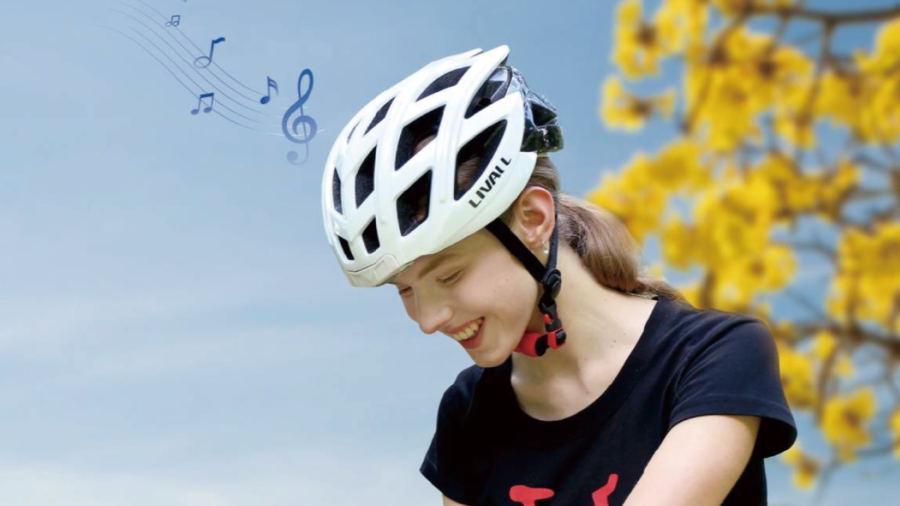 Le casque de vélo intelligent dont tous les cyclistes rêvent