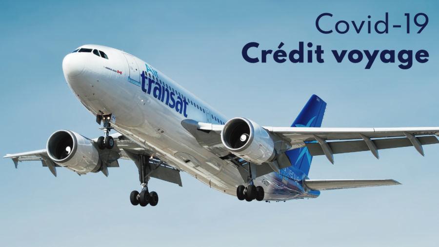 COVID-19 : Comment recevoir un crédit voyage de Transat sans date d'expiration?
