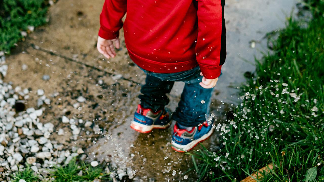 Quoi faire avec les enfants lors d'une journée de pluie