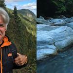 Une nouvelle randonnée à faire dans une rivière à Québec