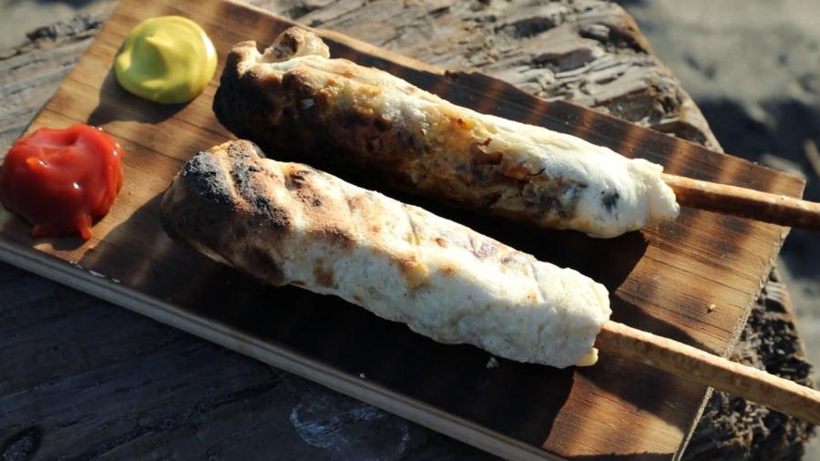 La meilleure recette de pogo « pimpé » à faire sur le feu