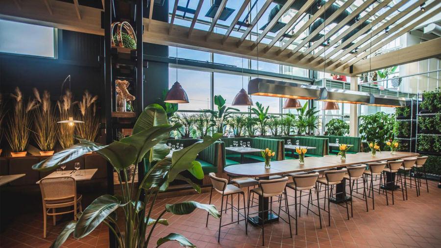 Les Botanistes : un restaurant de type destination à Québec où règne le végétal