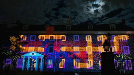 Un festival extérieur haut en couleurs égaye le vieux-Longueuil tout le mois d'octobre