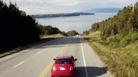 Route panoramique