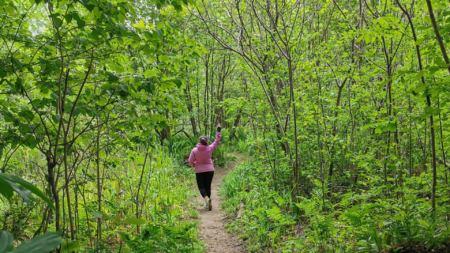 Sentier caché Trois-Rivières