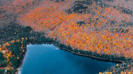 automne-piste-ski-lanaudiere