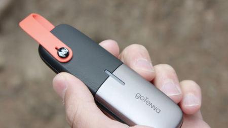 Gadget pratique pour communiquer sans réseau ni téléphone