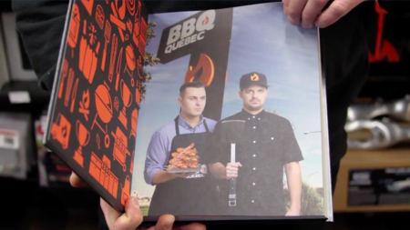 le livre de bbq quebec