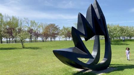 Découvrez le musée à ciel ouvert en plein cœur de Lachine à Montréal