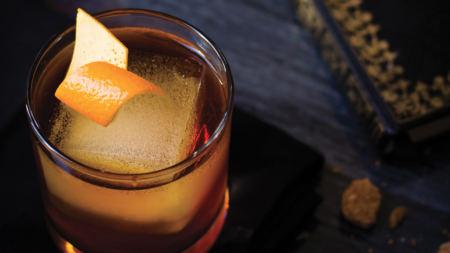 Un Old Fashioned à base de whisky canadien à embouteiller