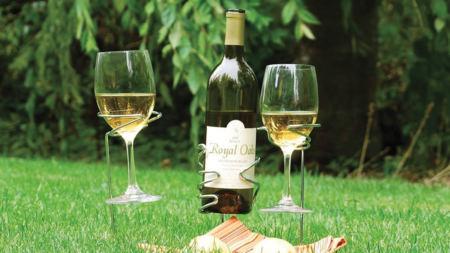 Un accessoire à vin pratique à apporter en pique nique