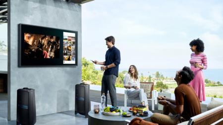 Voici comment installer une télévision à l'extérieur pour pas cher